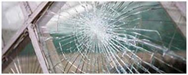 Moorthorpe Smashed Glass
